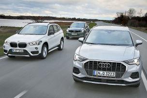 Audi Q3/BMW X1/Volvo XC40: Test