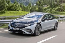 Mercedes EQS 580 4MATIC Switzerland 2021