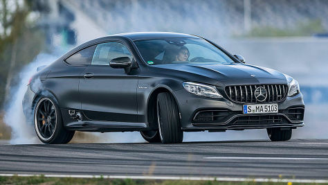 Driftvergleich: AMG, Alpine, BMW, Ford, Dodge