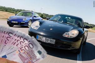 Porsche 911 als Gebrauchtwagen