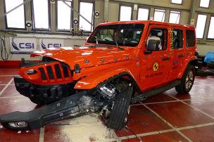 Nur ein Stern für neuen Jeep