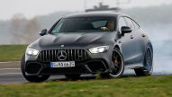 Mercedes-AMG GT 63 S 4Matic+: Test