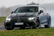Mercedes-AMG GT C 63 S 4Matic+: Test