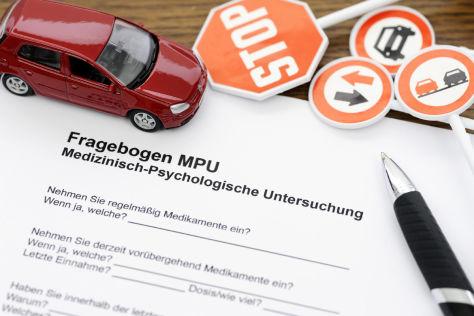 MPU: Fragen