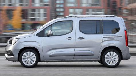 Opel Combo Life: Test
