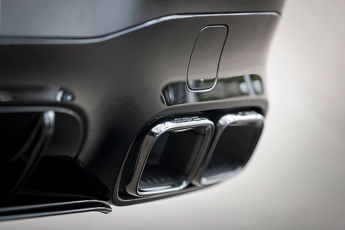 Mercedes-AMG GT C 63 S 4Matic+