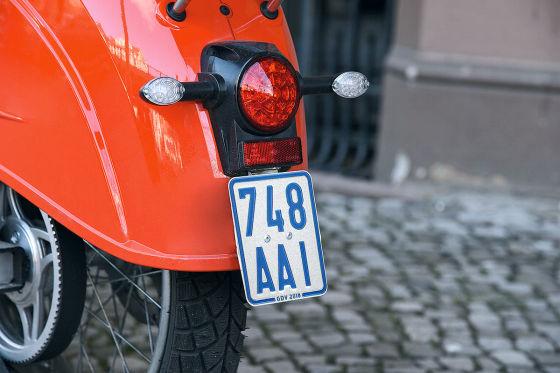 FAQ zum Roller-Führerschein