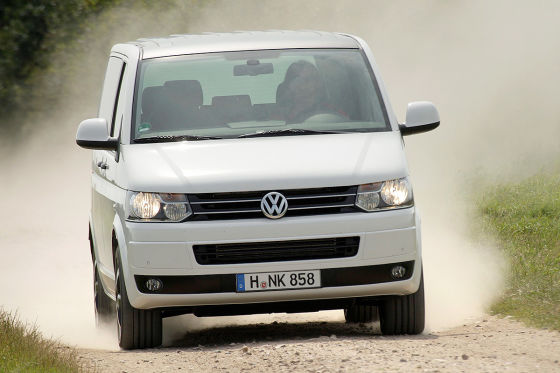 VW T5 4Motion