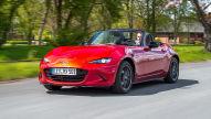 Mazda MX-5: 100.000-Kilometer-Dauertest