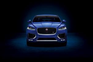 Der Jaguar F-PACE