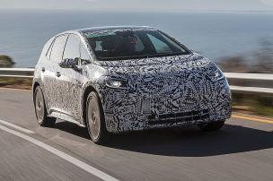 So fährt VWs Elektro-Zukunft