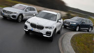 BMW X5/Audi Q7/VW Touareg: Test