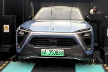 Wechselbatterien im E-SUV