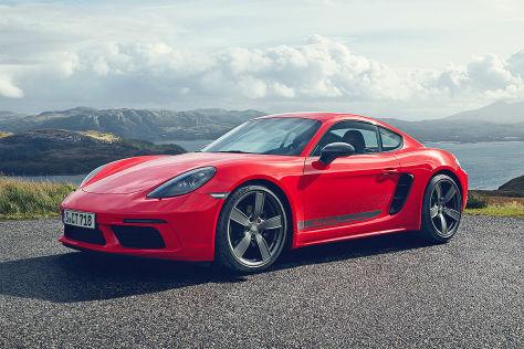 Porsche 718 T (2019): Boxster, Cayman, Preis, Bilder - autobild.de