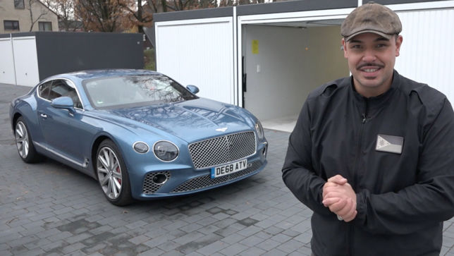 "Bentley im ""User-Check"", Teil 3"