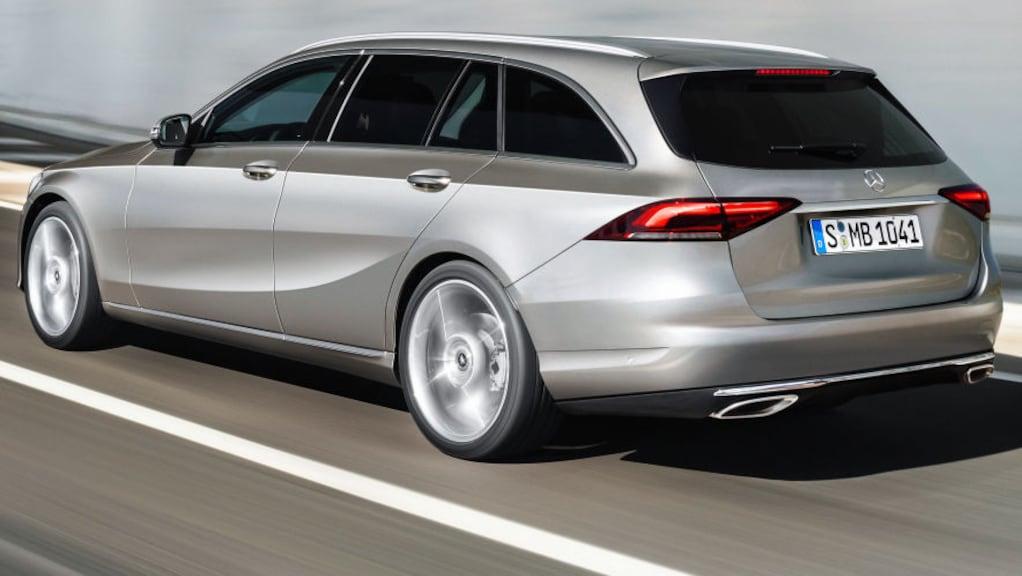Video: Mercedes C-Klasse T-Modell (2021) - AUTO BILD