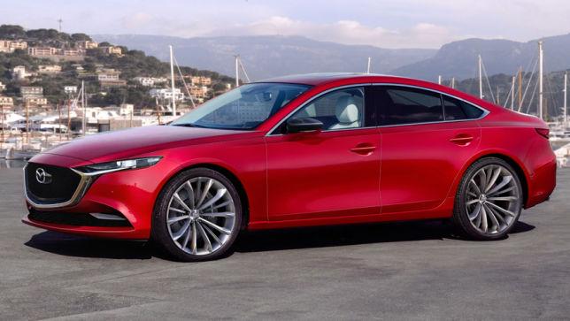 mazda 6 neues modell 2021 - car wallpaper