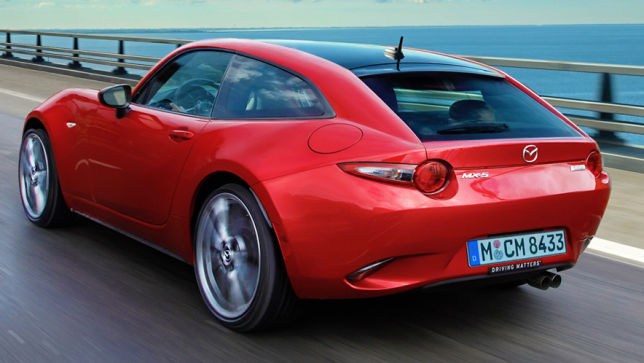 video: mazda mx-5 coupé - autobild.de