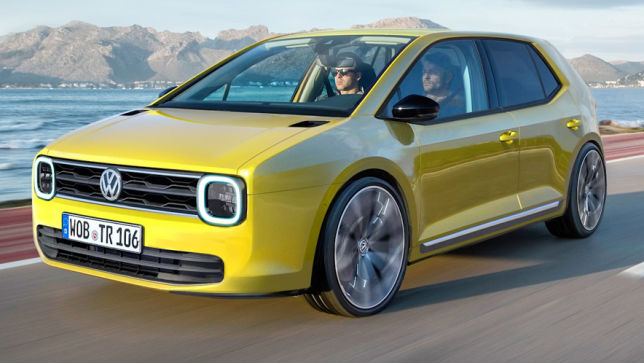 Ein echter Volkswagen