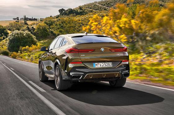 Alles zum neuen BMW X6