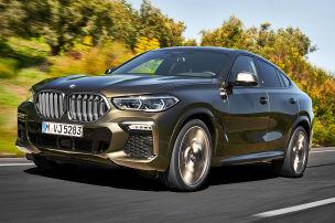 BMW X6 G06 (2019)