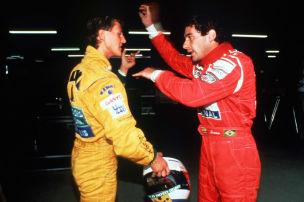 Schumi und Senna: Die ganze Story