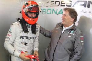 Haug erklärt Phänomen Schumacher