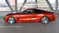 BMW M850i xDrive: Test