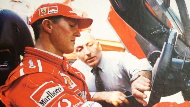 Ferrari gratuliert zum 50. Geburtstag