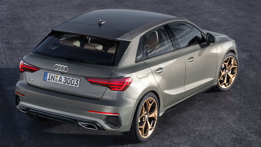 Video: Audi A3 Sportback (2019) - AUTO BILD