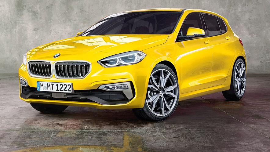 Video: BMW 1er (2019) - AUTO BILD