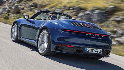 Porsche 911 992 Autobild De
