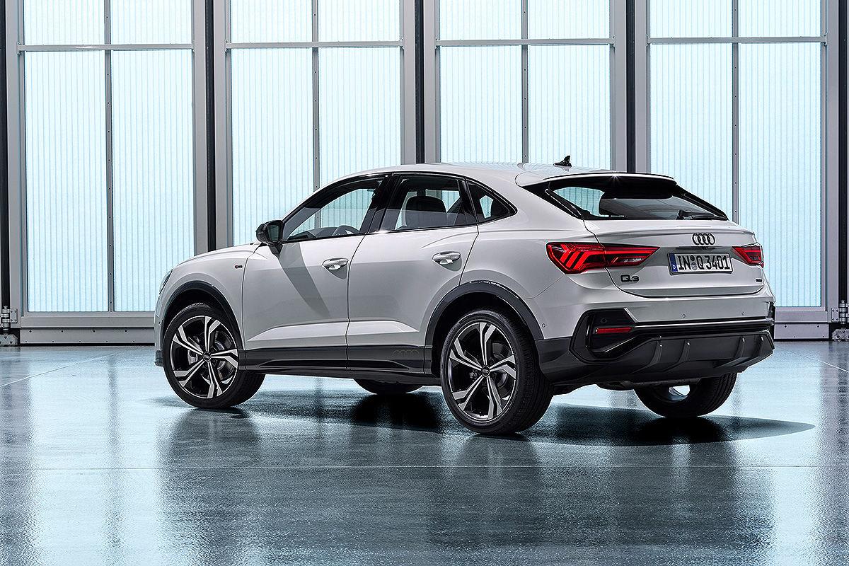 Audi Q3 Sportback (2019): Neues Coupé-SUV