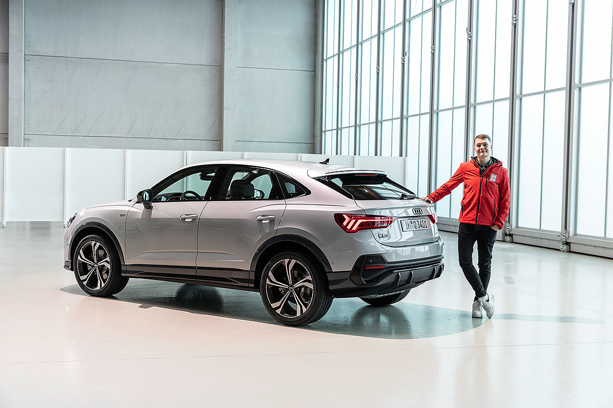 audi q3 sportback 2019 neues coupe suv