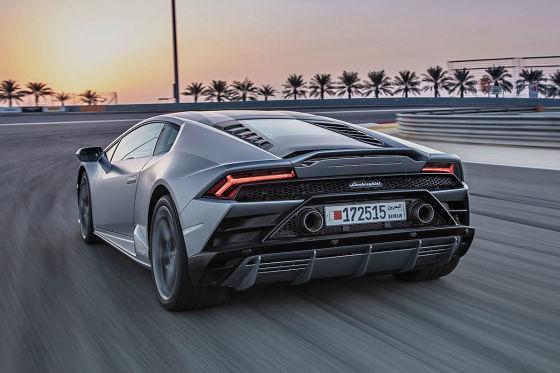 Lamborghini Huracan Evo 2019 Test Bilder Preis Ps Motor