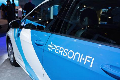 CES 2019: Harman Personi-Fi