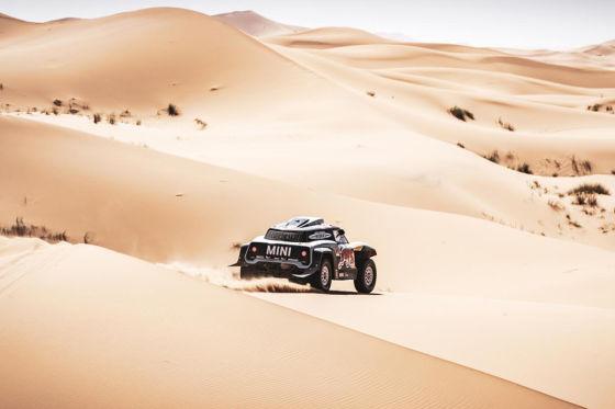 Die 41. Dakar ist sandig wie noch nie