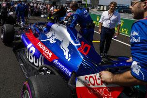 Erste Reibungen bei Red-Bull-Honda