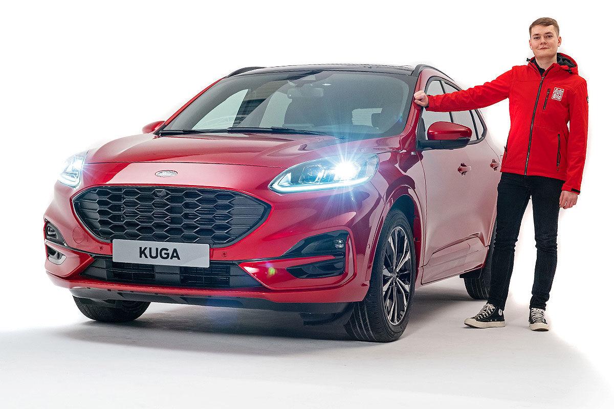 Bildergalerie Ford Kuga III (2019)
