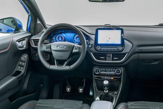 Neuer Ford Puma wird ein SUV
