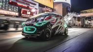 Mercedes Vision Urbanetic: Fahrbericht