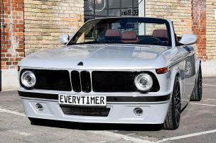 Retro-BMW im legendären 02er-Look