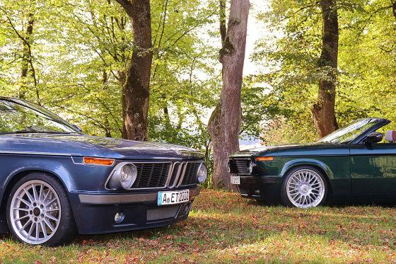 Retro-BMW im legendären 02-Look