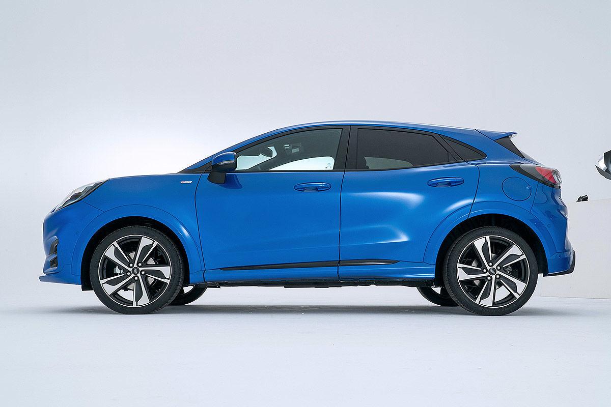 Bilder Ford Puma (2020)