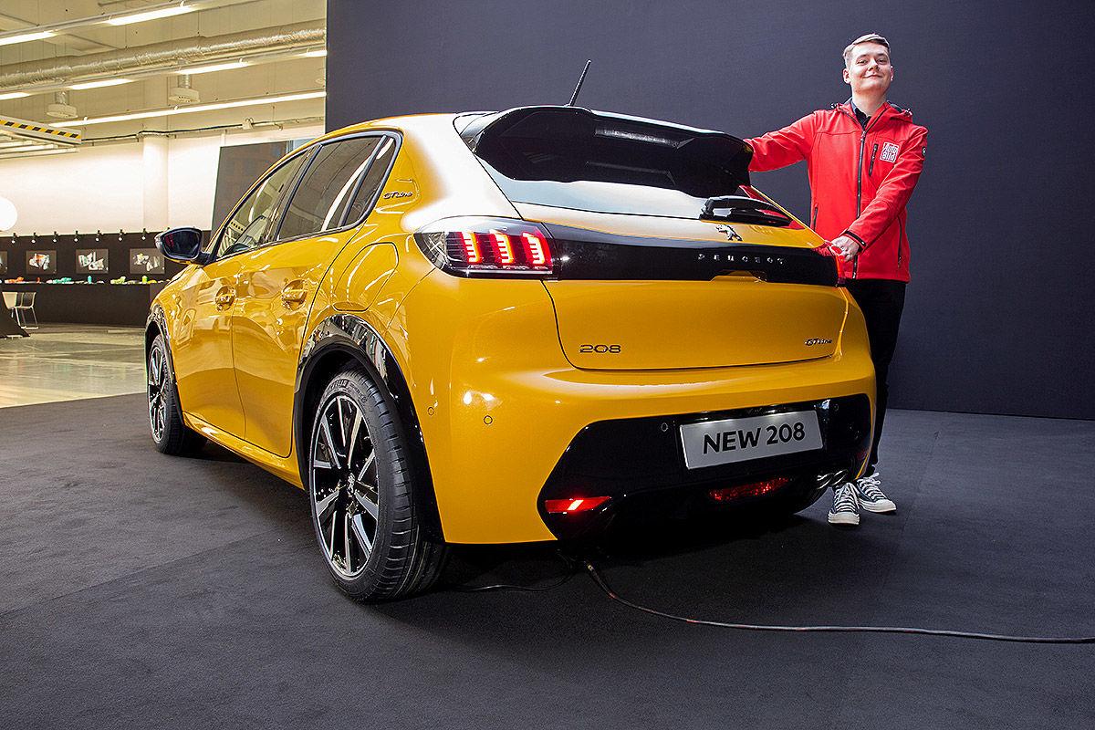 Bildergalerie Peugeot 208 II (2019)