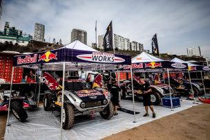 Dakar 2019: Toyota vs. Mini