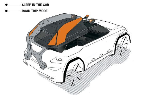 Geheimer Offroad-Stromer von VW