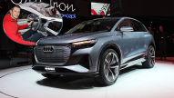 Audi Q4 e-tron concept (2020): Test