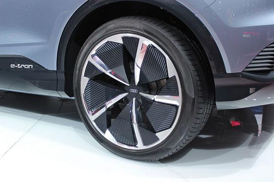 Audis Ausblick auf ein kompaktes Elektro-SUV