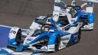 Formel E: BMW-Unfall